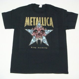 METALLICA King Nothing Black, Tシャツ