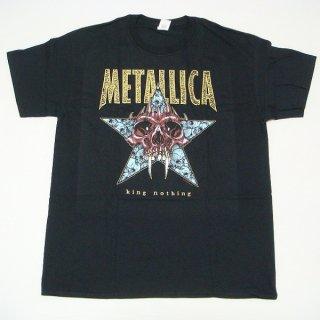 METALLICA King Nothing Black, Tシャツ