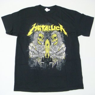 METALLICA Sanitarium Black, Tシャツ