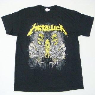 METALLICA Sanitarium Black, Tシャツ