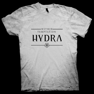 WITHIN TEMPTATION Hydra A/o Texture Ice Grey, Tシャツ