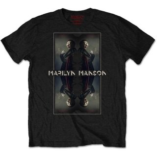 MARILYN MANSON Mirrored, Tシャツ
