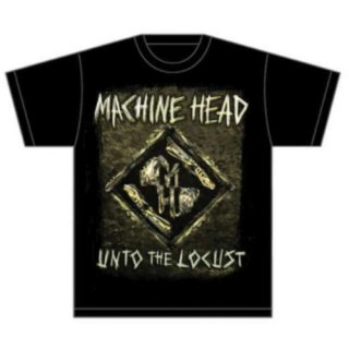 MACHINE HEAD Locust Diamond Tonefield, Tシャツ