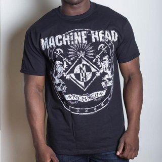 MACHINE HEAD Classic Crest, Tシャツ