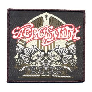 AEROSMITH Skeletons, パッチ