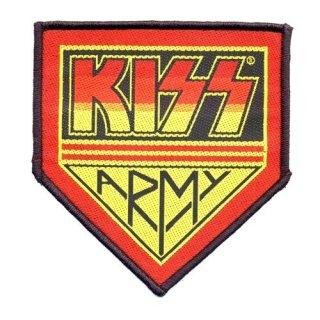 KISS Army Pennant, パッチ