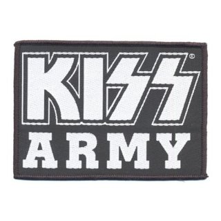 KISS Army Block, パッチ