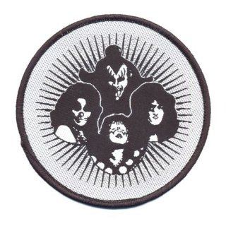KISS Heads In Circle, パッチ