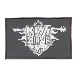 KISS Alive 35 Tour, パッチ