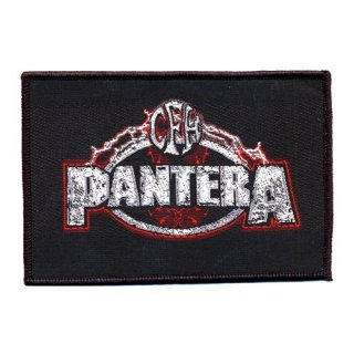 PANTERA Cowboys From Hell, パッチ