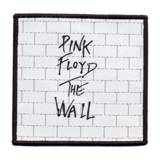 PINK FLOYD The Wall Logo, パッチ