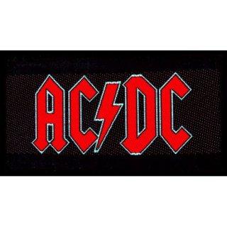 AC/DC Red Logo, パッチ