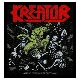 KREATOR Pleasure To Kill, パッチ
