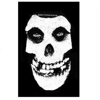 MISFITS White Skull, パッチ