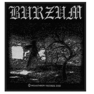 BURZUM When Night Falls, パッチ