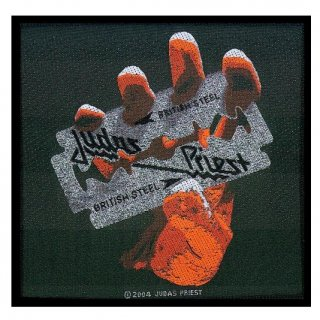 JUDAS PRIEST British Steel, パッチ