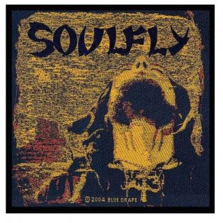 SOULFLY Upward, パッチ