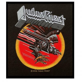 JUDAS PRIEST Screaming For Vengeance, パッチ