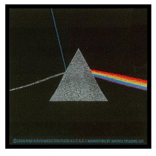 PINK FLOYD Dark Side Of The Moon, パッチ