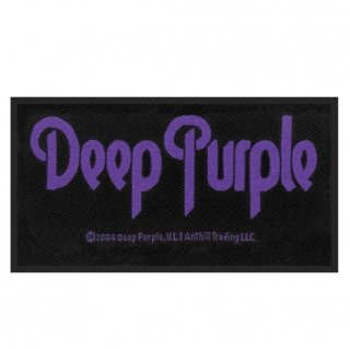 DEEP PURPLE Logo, パッチ