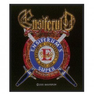 ENSIFERUM Very Strong Metal, パッチ