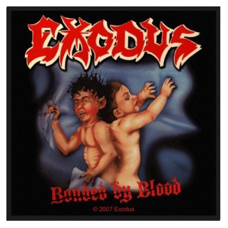 EXODUS Bonded By Blood, パッチ