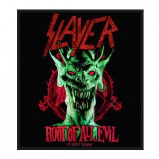 SLAYER Root Of All Evil, パッチ