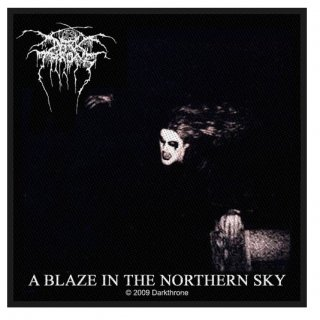 DARKTHRONE A Blaze In The Northern Sky, パッチ