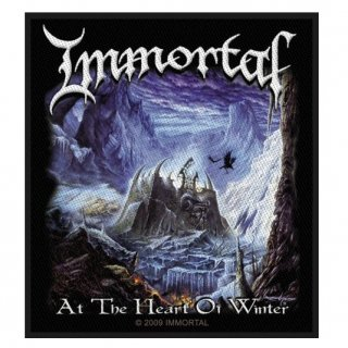 IMMORTAL At The Heart Of Winter, パッチ