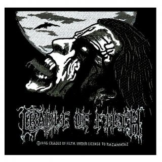 CRADLE OF FILTH Supreme Vampyric Evil, Tシャツ
