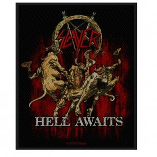 SLAYER Hell Awaits, パッチ