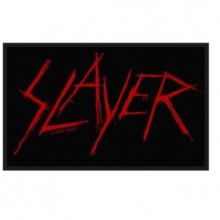 SLAYER Scratched Logo, パッチ