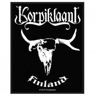 KORPIKLAANI Finland, パッチ