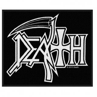 DEATH Logo, パッチ