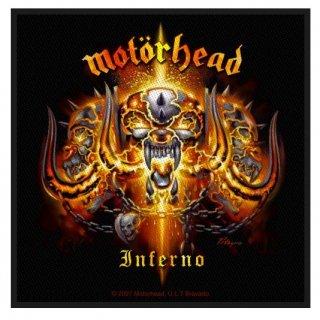 MOTORHEAD Inferno, パッチ