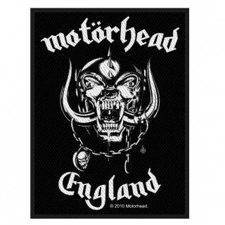 MOTORHEAD England, パッチ