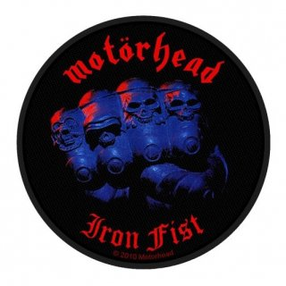 MOTORHEAD Iron Fist/Album, パッチ