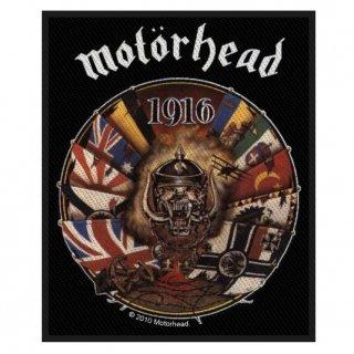 MOTORHEAD 1916, パッチ