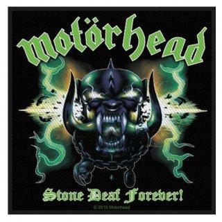 MOTORHEAD Stone Deaf Forever, パッチ