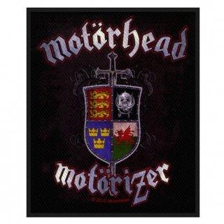 MOTORHEAD Motorizer, パッチ