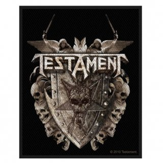 TESTAMENT Shield, パッチ