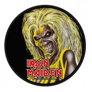IRON MAIDEN Killer's Face, パッチ