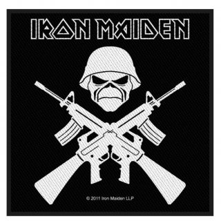 IRON MAIDEN A Matter Of Life And Death, パッチ