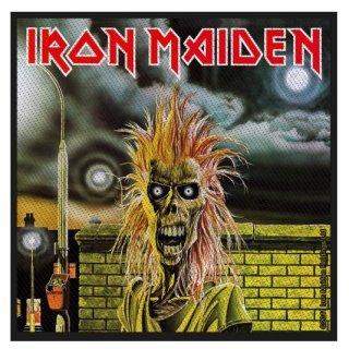 IRON MAIDEN Iron Maiden, パッチ