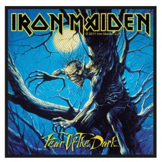 IRON MAIDEN Fear Of The Dark, パッチ