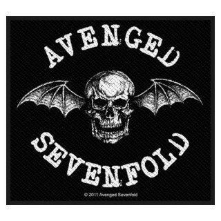 AVENGED SEVENFOLD Death Bat, パッチ