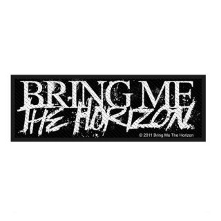 BRING ME THE HORIZON Horror Logo, パッチ