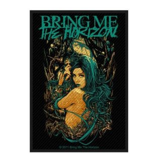 BRING ME THE HORIZON Forest Girl, パッチ