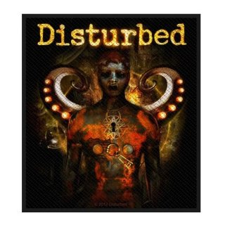 DISTURBED Guarded, パッチ
