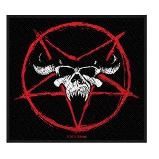 DANZIG Pentagram/Skull, パッチ